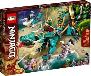 lego 71746 le dragon de la jungle