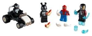lego 40454 spider man contre venom et iron venom