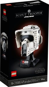 lego 75305 le casque du scout trooper