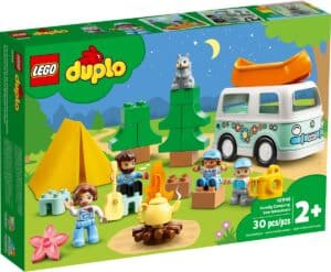 lego 10946 aventures en camping car en famille