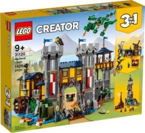 lego 31120 le chateau medieval