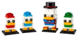 LEGO 40477 Dagobert Duck, Riri, Fifi et Loulou - 20210503