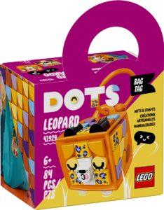lego 41929 porte cles leopard