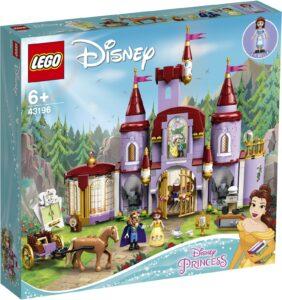 LEGO 43196 Belle\'s Castle - 20210503