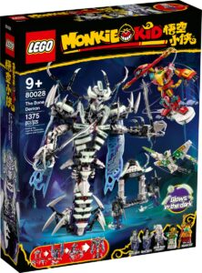 lego 80028 le bone demon