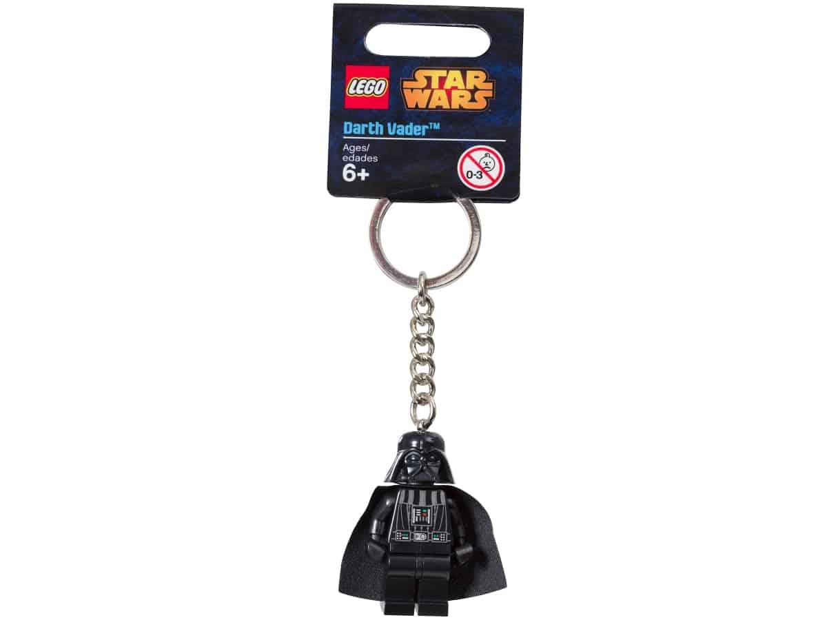 porte cles dark vador lego 850996 star wars