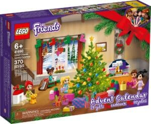 le calendrier de lavent lego 41690 friends