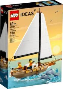lego 40487 aventure en voilier