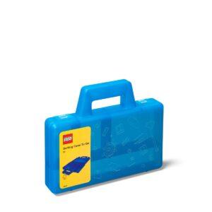lego 5005890 boite de tri bleue transparente