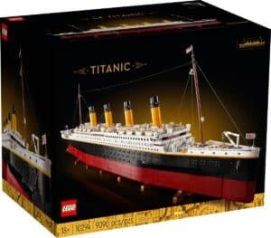 lego 10294 le titanic